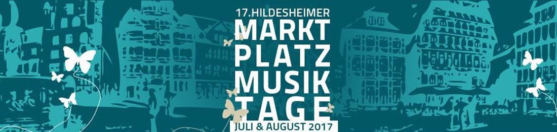 Marktplatz Musiktage Logo