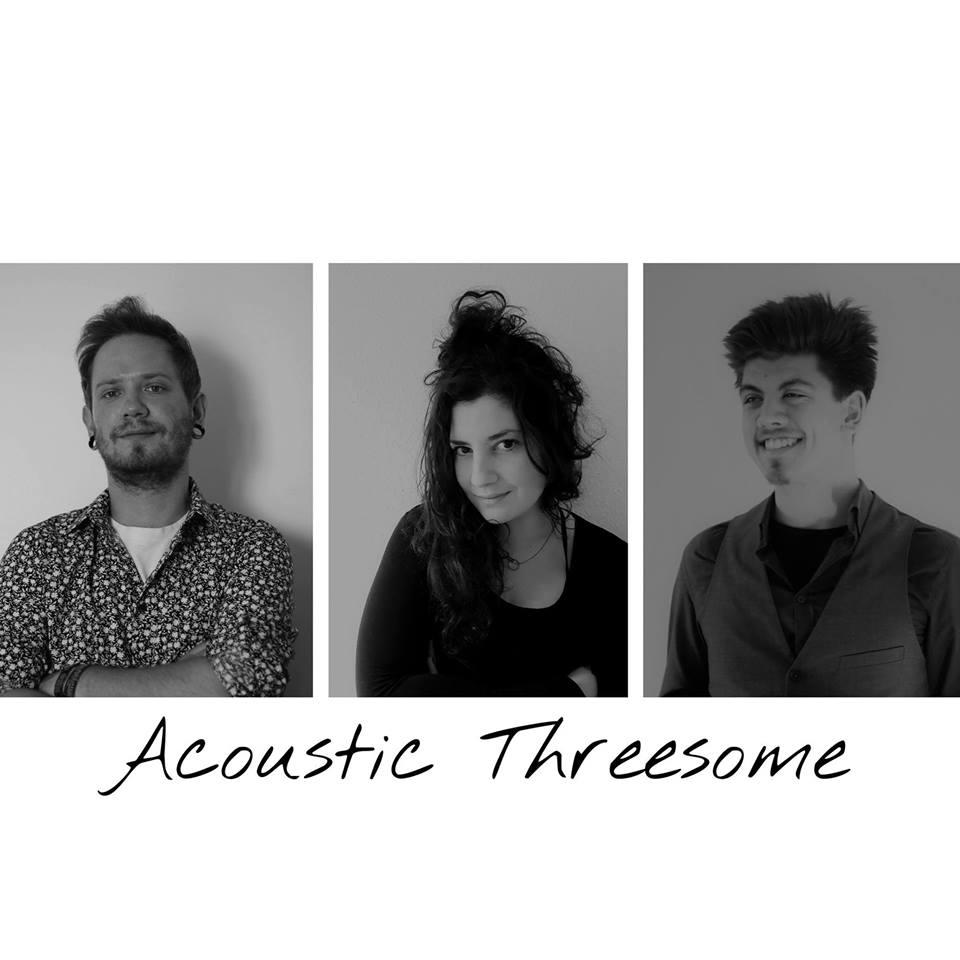 Acousticthreesome – 9.8.2019 // 19 Uhr