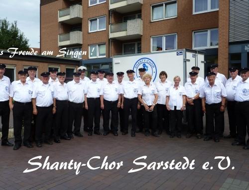 Shanty-Chor Sarstedt e.V – 13.7.2019 // 19 Uhr
