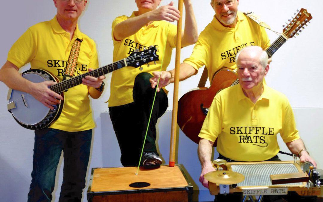 Skiffle Rats FR, 30. Juli | 19.00